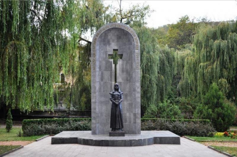Сделать паметник ветерану войны