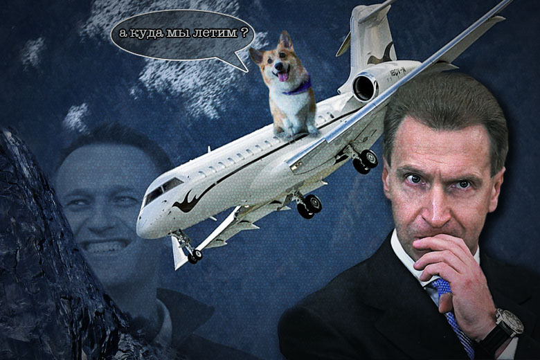 Венедиктов выяснил происхождение самолета Шувалова