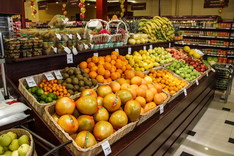 можете выкладка фруктов и овощей фото редко финляндии можно